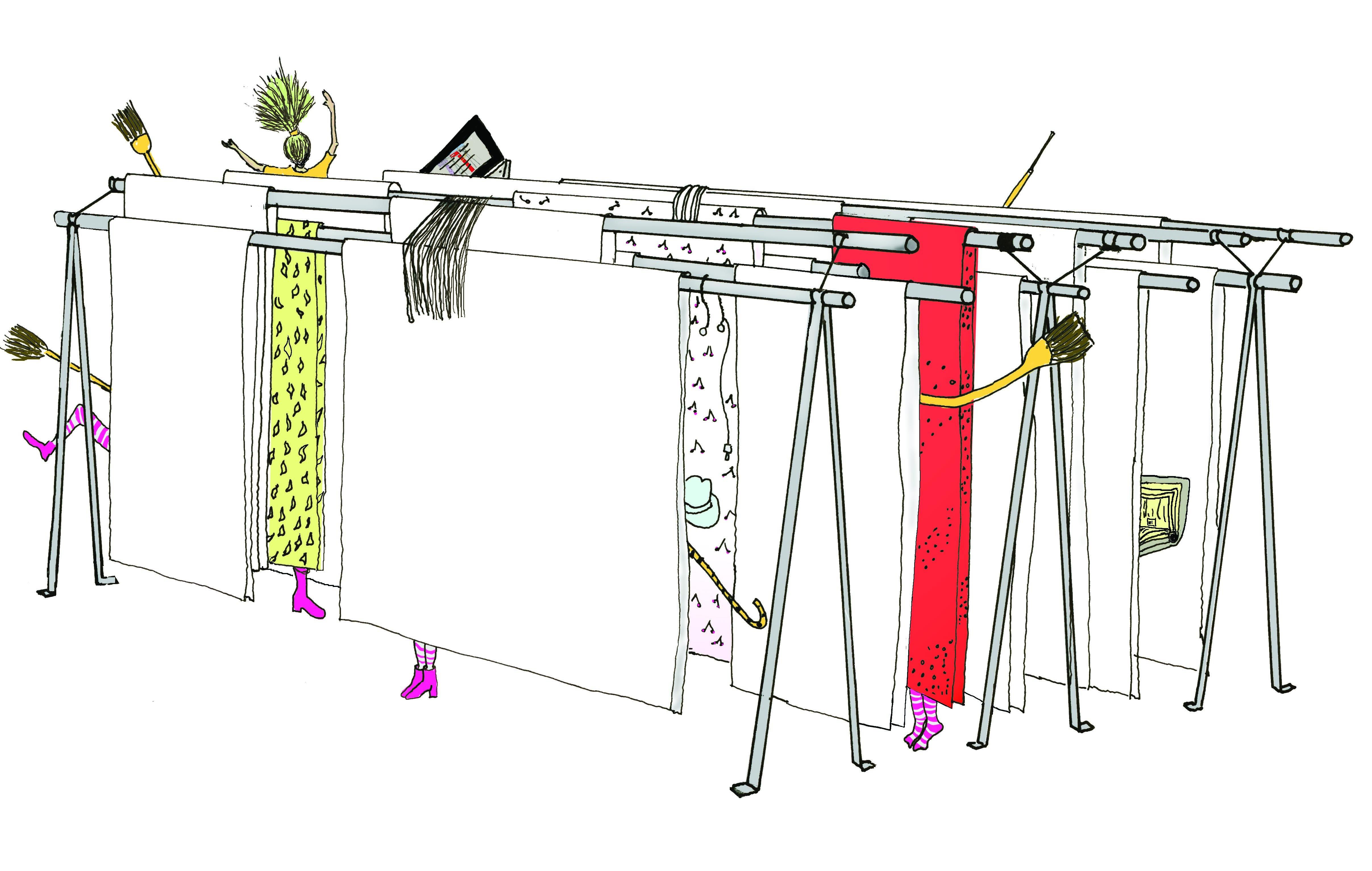 Laundry Landscape